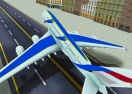 Airplane Fly Simulator