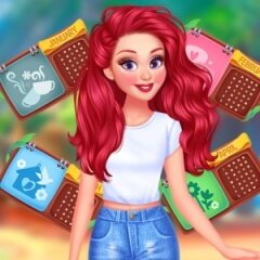 All Year Round Fashion Addict Ariel