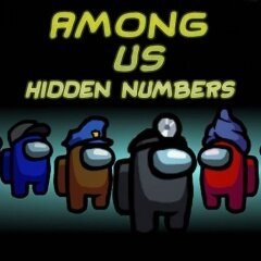 Among Us Hidden Numbers