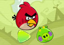 Angrybirds Vs Greenpig