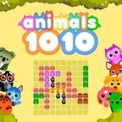 Animals 10x10