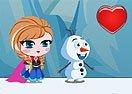 Anna Olaf Save Elsa