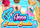 Anna Tattoo Studio 4