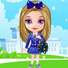 Baby Halen go to School
