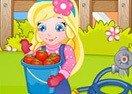 Baby Sofia's Magical Garden
