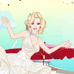 Barbie Marilyn Monroe Style