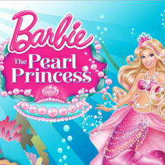 Barbie Pearl Princess Dress Up