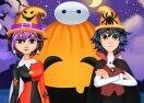 Baymax Happy Halloween