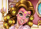 Belle Real Makeover