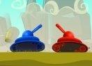 Blob Tank Wars