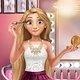 Rapunzel Princess Makeup Time