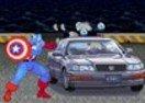 Capitán América el Demoledor de Coches