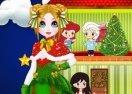 Christmas Puppet Princess House