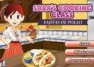 Cocina con Sara: Fajitas Mexicanas