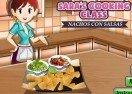 Cocina con Sara: Nachos y Salsa