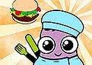 Colorear a Moy El Cocinero