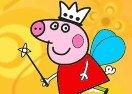 Colorear Hada Madrina Peppa Pig