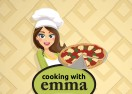 Cooking with Emma: Pizza Margherita