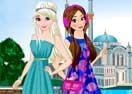 Cool Sisters Frozen