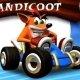 Crash Bandicoot Race