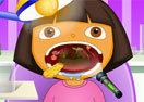 Cure Dora's Mouth