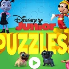Disney Junior: Puzzles!
