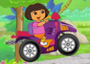 Dora The Racing Battle