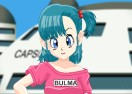 Dragon Ball Super: Bulma Dress Up