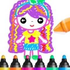 Drawing Game for Girls