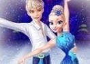Ellie and Jack Ice Dancing