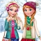 Elsa and Anna Winter Trends
