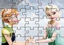 Elsa Anna Jigsaw Puzzle