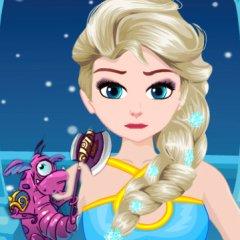 Elsa: Guerra contra las Caries