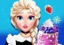 Elsa Ice Cream Workshop