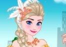 Elsa's Fashion World Tour