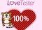 Juegos de Test de Amor