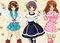 Juegos de Vestir Anime
