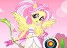 Fluttershy Archery Style