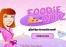 Foodie Quiz