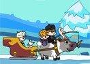 Frozen Elsa Sleigh