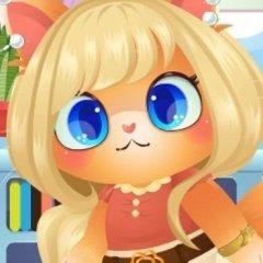 Funny Kitty Dress Up