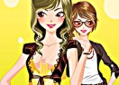 Golden Autumn Dress Up Game