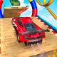 GT Mega Ramp Car Stunts