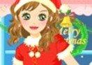 Guapa para navidad