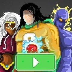 Guess the Pixel Comics Demo
