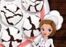 Hannah's Kitchen Chocolate Crinkles