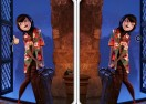 Hotel Transylvania: Spot the Difference