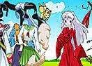 Inuyasha Characters Dress Up