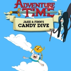 Jack and Finn's Candy Dive