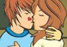 Kiss in Elevator